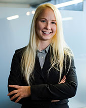 Rechtsanwältin in Luzern Michèle Binggeli
